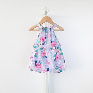 BéBé by Minihaha Baby Floral Lace Playsuit